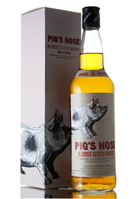 Pigs Nose Scotch Whiskey Blended
